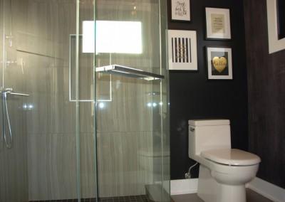 Salle de bain 2 - Après les rénovations